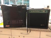 Stagg 20 BA UK 20W Bass Amplifier ... Hardly ever used (RRP £101..Amazon)