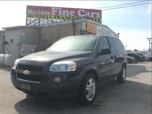 2008 Chevrolet Uplander LS LOW KM| NO ACCIDENTS