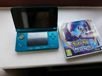 3ds Pokemon moon, supermario bag.