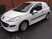 PEUGEOT 207 HDI******** LOTS OF NEW PARTS*******TURBO***GEARBOX*****