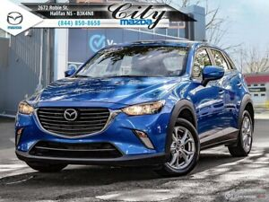 2016 Mazda CX-3 GS AWD! LOW KMS!