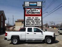 2014 Chevrolet Silverado 1500 4X4 - VERY LOW KM'S! 6-PASSENGER