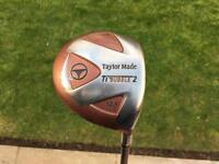 Taylormade Driver 10.5 Degree Golf Club Regular Shaft. Callaway Ping Mizuno Style
