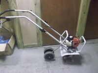 STAUB/ HONDA CULTIVATOR/TILLER FITTED WITH A HONDA 4 STROKE PETROL ENGINE