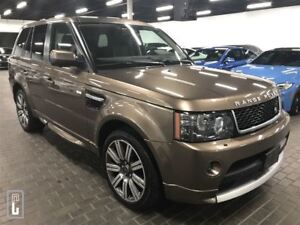 2013 Land Rover Range Rover Sport GT SuperCharged