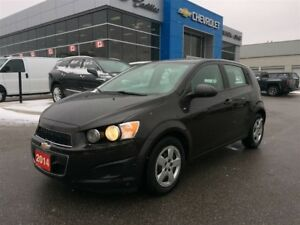 2014 Chevrolet Sonic LS | Bluetoth | Auto | Alloys
