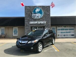2014 Acura RDX LOOK CLEAN RDX! $169.00 BI-WEEKLY+TAX!