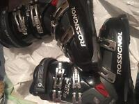 Rossignol 27.5 UK 9 Ski Boots light use only