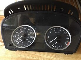 Instrument cluster for BMW e60 2004