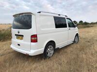Transporter t30 1.9tdi tailgate Manual 102 camper van 7seats bed