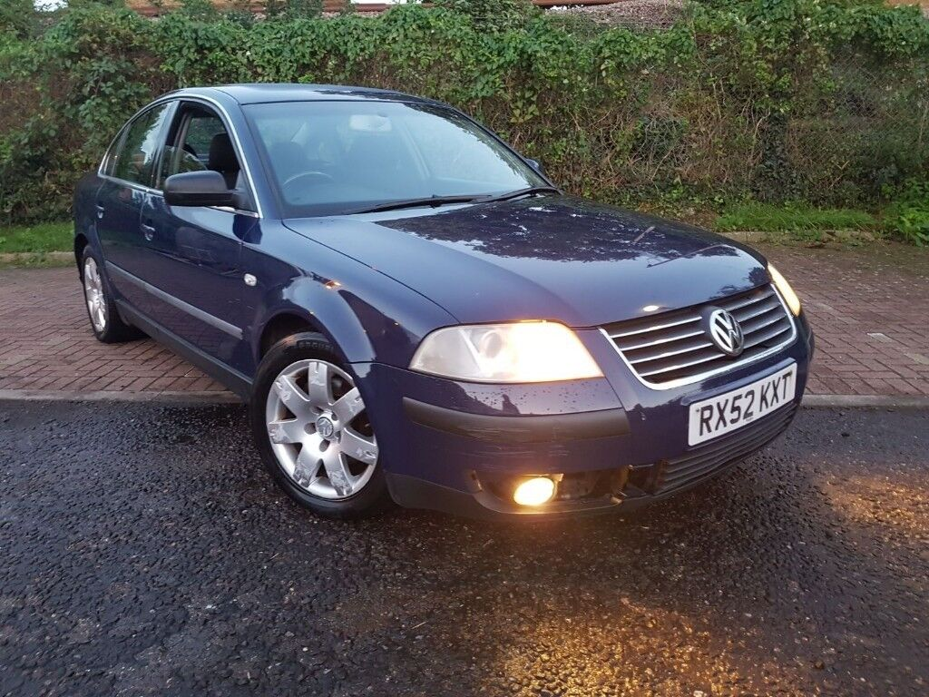 Volkswagen  PASSAT  2001 for 59900  UK Cheap Used Cars