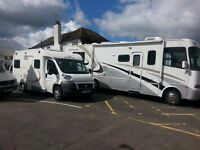 Caravan and motorhome repairs