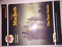 GCSE English 9-1 Macbeth Revision Guide