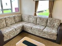 😀😀DG & CH 3 bed static caravan for sale - only 10% deposit needed at sandy bay holiday park😀😀