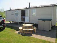 2 Bed caravan for rent / hire at Craig Tara (70)