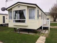 2016 - 3 Bed Static Caravan in North Wales - Dog Friendly - Inc Site Fees, Rates & Ins for 2018