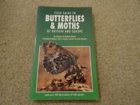 Field Guide to Butterflies & Moths of Britain and Europe