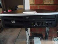HP 8000 SMALL DESKTOP