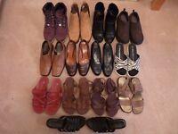 Ladies Size 7 Shoes, Boots & Sandals