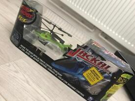 Jackal Air hogs remote control helicopter