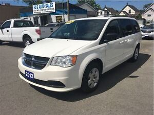 2012 Dodge Grand Caravan SE, full sto-n-go