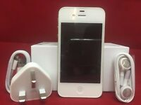 Apple iPhone 4s - 16GB - White (Unlocked) Smartphone