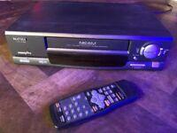 Matsui VP9608 Video Plus 4 Head Nicam Digital Stereo Recorder Player