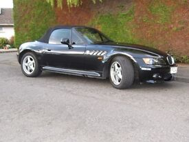 BMW Z3 2.8 Automatic, electric soft top - Very low milage