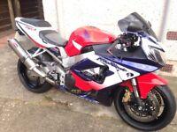 Honda cbr929rr 2002