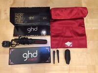 Ghd Scarlet Collection - £70
