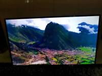 "Samsung UE48JU6400 48"" 4K Ultra HD Smart Freeview Freesat HD LED"