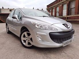 Peugeot 308 1.6 HDi FAP Sport 5dr RING NOW FOR MORE INFO 07735447270