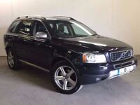 2010 Volvo XC90 R-Design SE AWD D5 Geartronic Automatic - 7 Seats - FSH - DVD - **COMING SOON**