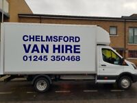 Chelmsford Van Man - Van and a Man - Any size from single item to full house move