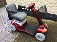 DMA Days Healthcare Strider Midi 4 Mobility Scooter