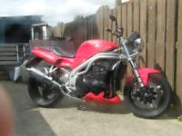 For Sale Triumph T595 Daytona 955cc