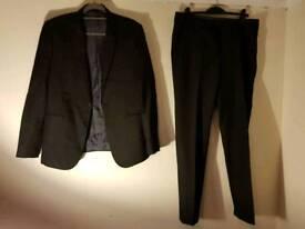 Black Suit (42 Slim Fit)
