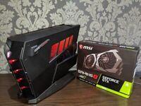 MSI Aegis 3 Gaming PC - I5 8th Gen / GTX 1650 4GB / 128GB M.2