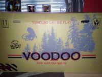 voodoo. brand new