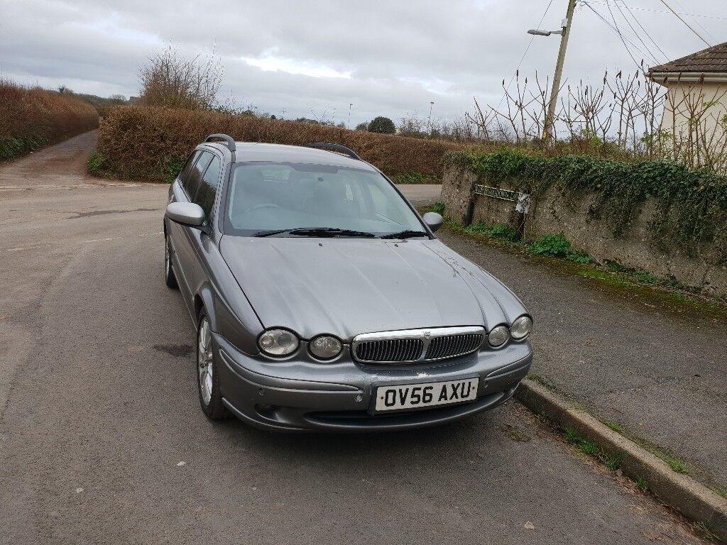 now sold jaguar x type estate 2.2 diesel | in newton abbot, devon