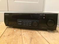 Kenwood KRF-V5050D 5.1 Channel Surround Sound Home Cinema Amplifier Receiver