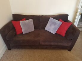 3 seater sofa. FREE DELIVERY