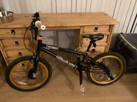 Like new, hardly used, Voodoo BMX bike