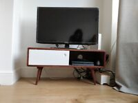 TV stand/Media Unit in acacia wood