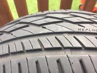 General grabber tyres x2