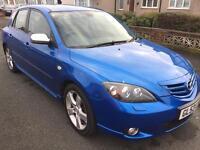 Mazda3 Sport 2.0cc MOT and TAX 98k 2003-53 Mazda 3 Ford Renault Vauxhall