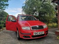 2006 SKODA FABIA 1.2L 6V HTP 81K MILES MOT NOV SUPERB CONDITION £945 ONO