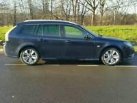 2011 SAAB 9-3 1.9 TTID4*TURBO EDITION*FSH*LEATHER*H/SEATS*CHEAP TAX+INS*MINT COND'N*#AUDI#BMW#VECTOR