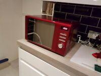 Russell hobs digital microwave