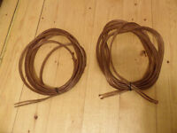 Gale Speaker Cable (pair) 5.5 metres each